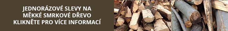 měkké dřevo