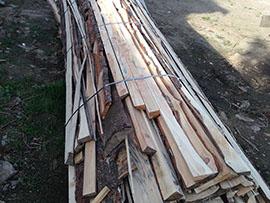 Prodej tvrdého dřeva